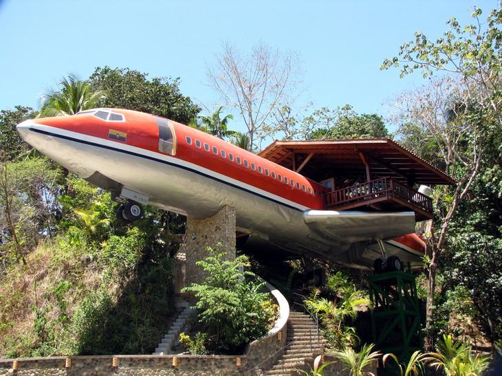 Costa Verda 727 Fuselage Home (Source: uniqhotels)