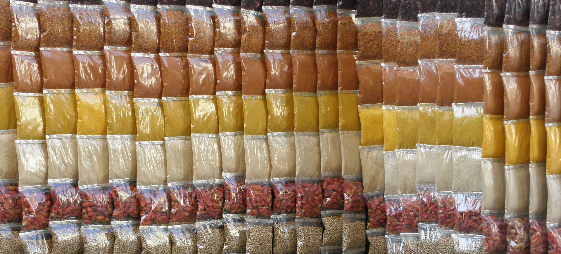 Even the ancient spice trade in Egypt has upgraded to plastic bags. It makes you wonder -- is the convenience really worth the potential harm?