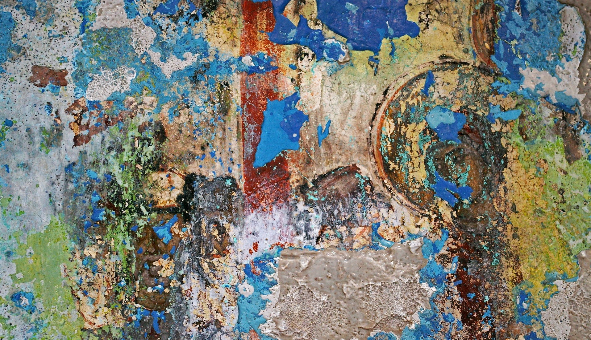art, mural, painting, church, artwork,
