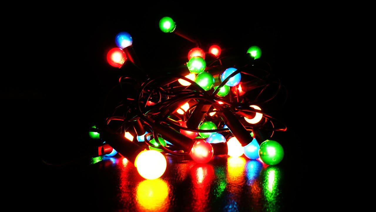 christmas lights, christmas, holidays, lights