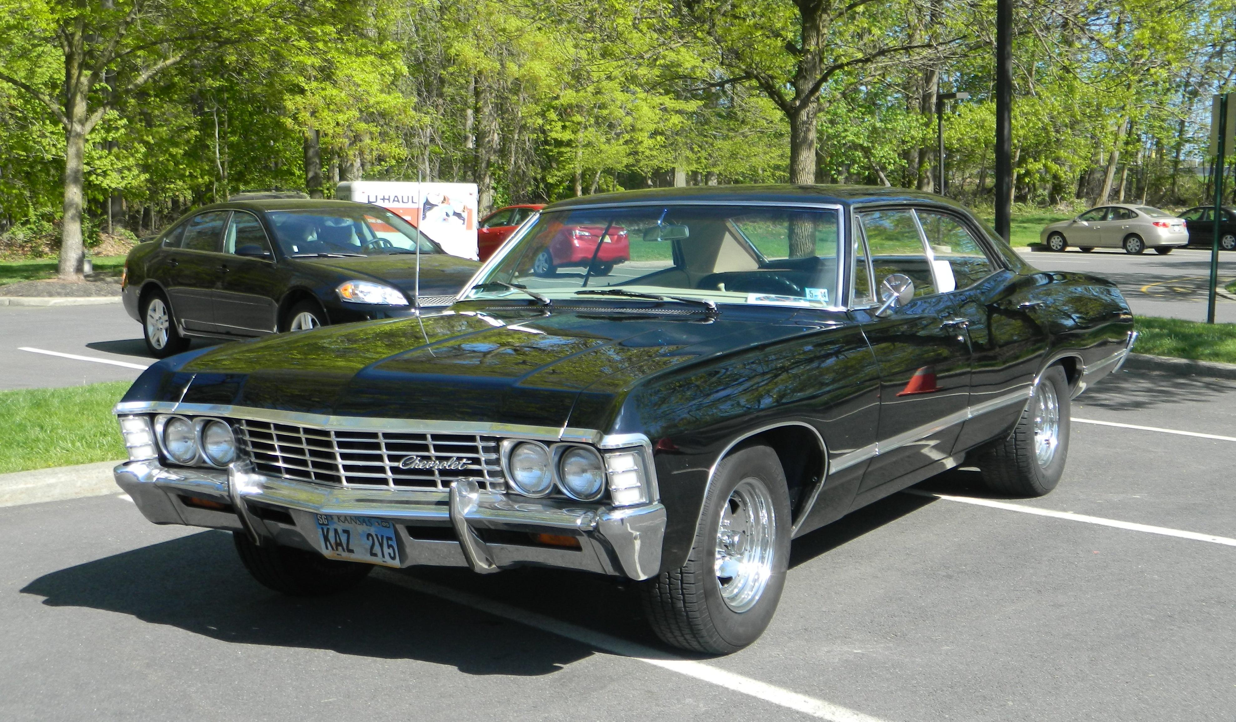 Kekurangan Chevrolet Impala 1967 Tangguh
