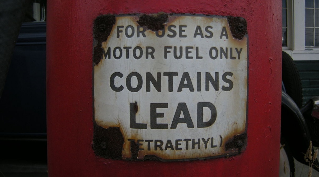 lead, leaded gasoline