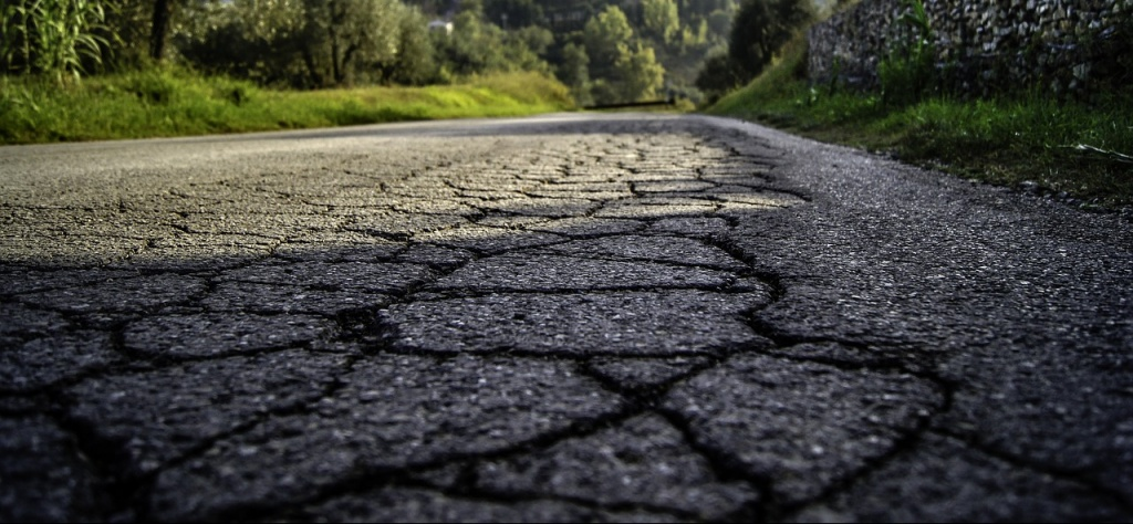 cracks, highway, crack sealing, asphalt